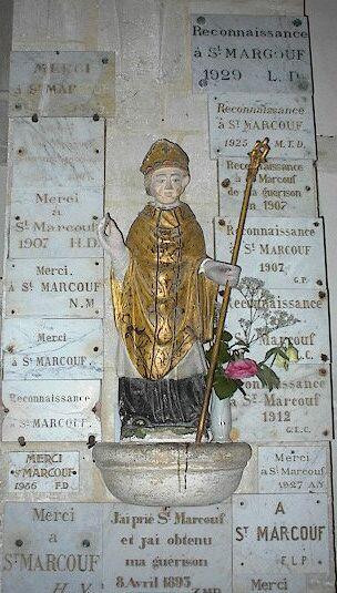 img ST. MARCULF, Marcouf, Marcoul, Marcou