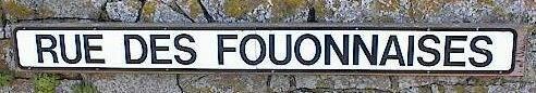 La Rue des Fouonnaises