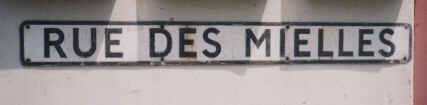 La Rue des Mielles