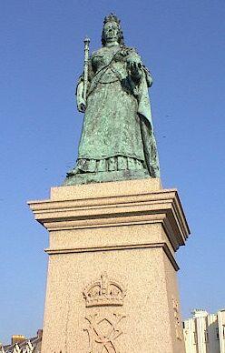 Queen Victoria, Jersey
