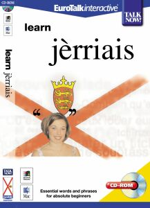 CD-Rom Learn Jèrriais